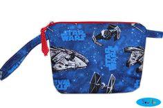 NEW Star Wars Makeup Bag  Spaceship Makeup Organizer  by SewFlo, $20.99