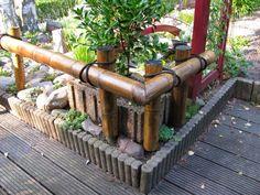 Bamboehoekhekje