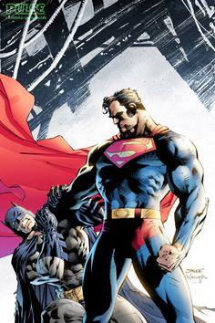 superman beating up batman | BATMAN VS SUPERMAN - Fan Fic BY: Anil Rickly (Part 1): Brothers at ...