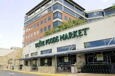 """Austin ranks No. City that offers both Jobs and Culture,"""" according to U. News (July Whole Foods Market is one of many businesses that call Austin home. Whole Foods Austin, Austin Food, Austin Tx, Whole Foods Market, Whole Foods Headquarters, Pasta Bar, Austin Homes, Outdoor Seating Areas, Salad Bar"""
