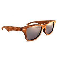 Shwood. Real. Wood. Sunglasses.