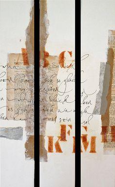 Manuela Maurer - Kalligraphie