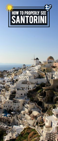 What to do in Santorini - this will reveal all! I'm so happy I found this AMAZING guide on what to do in Santorini. #santorini #santorinitips #santoriniguide #travelguide #traveltips #travel what to do in santorini | what to do in santorini greece | what to do in santorini things to do |