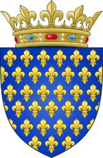 King Henry I of France. Capetian dynasty. (32nd great grandfather on mom's side)