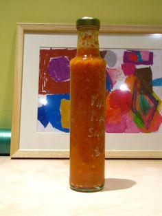 African Piri Piri Sauce (Molho de Piri-Piri) -
