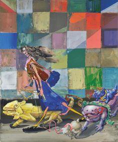 Do čeho vstávám a s čím uléhám. Michael Rittstein vystavuje Ve vlnách University, Artwork, Artist, Painting, Stones, Work Of Art, Auguste Rodin Artwork, Artists, Painting Art