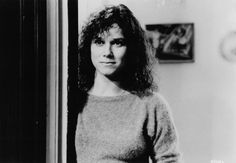 Barbara Hershey in Hannah and Her Sisters, directed by Woody Allen