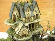 elvish architecture