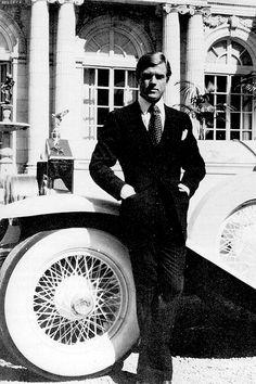 Robert Redford - The Great Gatsby