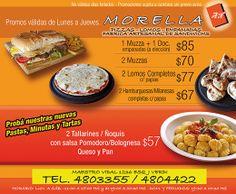 http://www.amarillasinternet.com/morella Blog: http://morelladelivery.blogspot.com.ar/