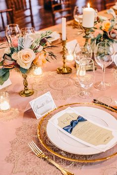 Elegant vintage wedding inspiration | Venue at Monroe Cotton Mills | Photo by VUE Photography |