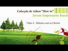 """Jovem Empresário Rural """"How to"""" - Relações com os Clientes"""
