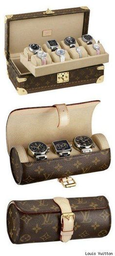 http://www.2dayfashion.com/category/louis-vuitton/ Louis Vuitton watch case