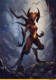 demon,fantasy