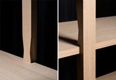 lucien gumy l'étagère en bois D3 contest winner imm cologne 2013