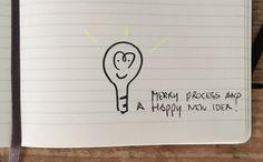 merry process –> a happy new idea! - Henk-Jan Room