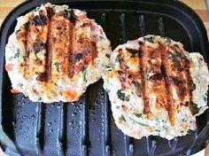 Greek Turkey Burgers | Food Recipes