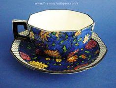 Premier Antiques: Royal Doulton 'Persian Anemones' Chintz