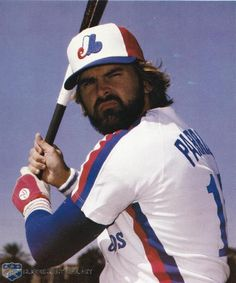 Larry Parrish Major League Baseball Teams, Mlb Teams, Baseball Players, Sports Teams, Expos Baseball, Baseball Art, Baseball Pictures, Sports Pictures, National League