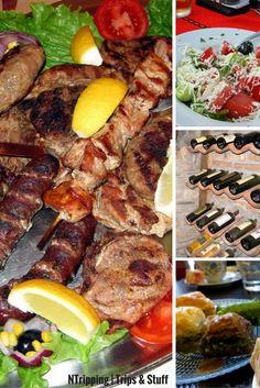 Bulgarian Food: Is This The Most Fascinating World Cuisine? Putong Puti Recipe, Shopska Salad, Bulgaria Food, Mixed Grill, Grill Plate, Bulgarian Recipes, Tasty, Gourmet, Recipes