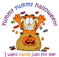Garfield Halloween | All Hallows Eve | Pinterest | Halloween ...