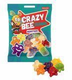 Желейные конфеты Crazy Bee Gummi Monsters 100 г Рошен   Желейні цукерки Crazy Bee Gummi Monsters  100г Рошен