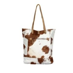 Chestnut Hair On Hide Tote Unicorn Presents, Monogram Tote Bags, Monogram Styles, Womens Tote Bags, Leather Purses, Chestnut Hair, Cow Hide, Tents, High Fashion