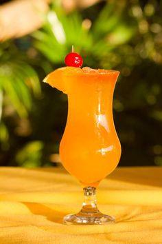 Mango Rum Punch