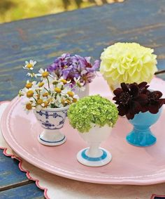 Give Floral Party Favorscountryliving