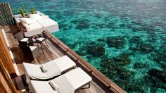 Alila Villas Hadahaa in the Maldives
