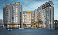 Hospitality Design - Hilton Announces Development of the Conrad Doha