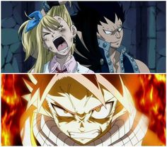 Don't hurt lucy or natsu will kill you