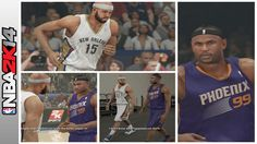 NBA 2K14 PS4 My Career Ep. 7 - The Rivalry Game vs Jackson Ellis & First Impressions