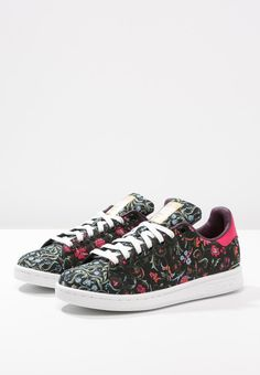the best attitude 98782 69b19 adidas Originals STAN SMITH - Baskets basses - core black merlot -  ZALANDO.FR