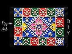 super Ideas for creative art work diy projects Diwali Painting, Madhubani Painting, Classroom Art Projects, Clay Art Projects, Diy Projects, Mirror Crafts, Mirror Art, Mirror Painting, Clay Wall Art