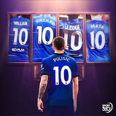 Chelsea Wallpapers, Chelsea Fc Wallpaper, Dope Wallpapers, Chelsea Football Team, Chelsea Team, Soccer Art, Christian Pulisic, Big Six, Sports Graphic Design