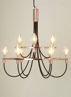 Photo 1 of Frederica candelabra in copper