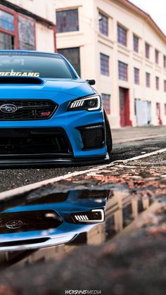 Check Out Our Subaru STI T-Shirt Collection - Click The Link - Subaru wrx sti Jdm cars impreza Drift Subaru Wrx, Street Racing Cars, Auto Racing, Jdm Wallpaper, Mc Laren, Drifting Cars, Tuner Cars, Top Cars, Modified Cars