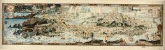 Bertrand Sleigh's 1918 map of fairyland.