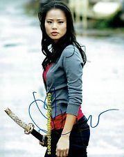 Resultado de imagen para autografo de jamie chung
