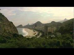 Vista Aérea do Rio de Janeiro em Alta Definição