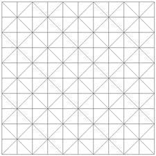 Quilting Grid Patterns : This letter-sized hexagon graph paper is spaced with hexagons half an inch apart. Free to ...