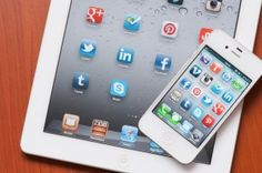 Six ways to optimize Pinterest and Instagram for business #mobile