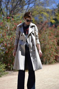 Isla Trench Coat by Named Patterns |pauline alice - Sewing patterns, tutorials, handmade clothing & inspiration