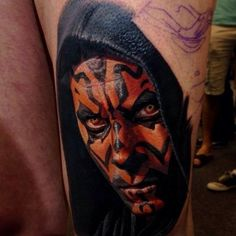 3D-Tattoo Level Awesome