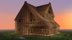 Minecraft Houses How to Build Small . Minecraft Houses How to Build Small . 5 Simple One Chunk Minecraft House Designs Cool Modern Minecraft Houses, Minecraft Wooden House, Minecraft Modern House Blueprints, Minecraft Houses Xbox, Minecraft Houses Survival, Minecraft House Tutorials, Minecraft House Designs, Cool Minecraft, Minecraft Buildings