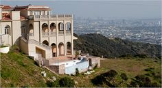 Must see on house hunting tour...Abandoned Mansions for Sale | Hollywood Hills Mansion for Sale, Complete With Rumors - NYTimes.com