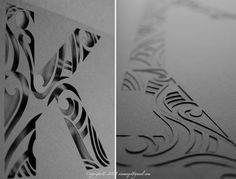 Papercut by @ Down Under