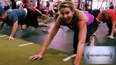 How to be fit without getting bored? Olympian Summer Sanders is here to help!