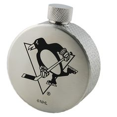 Hockey Puck Flask - I WANT ONE!!!!